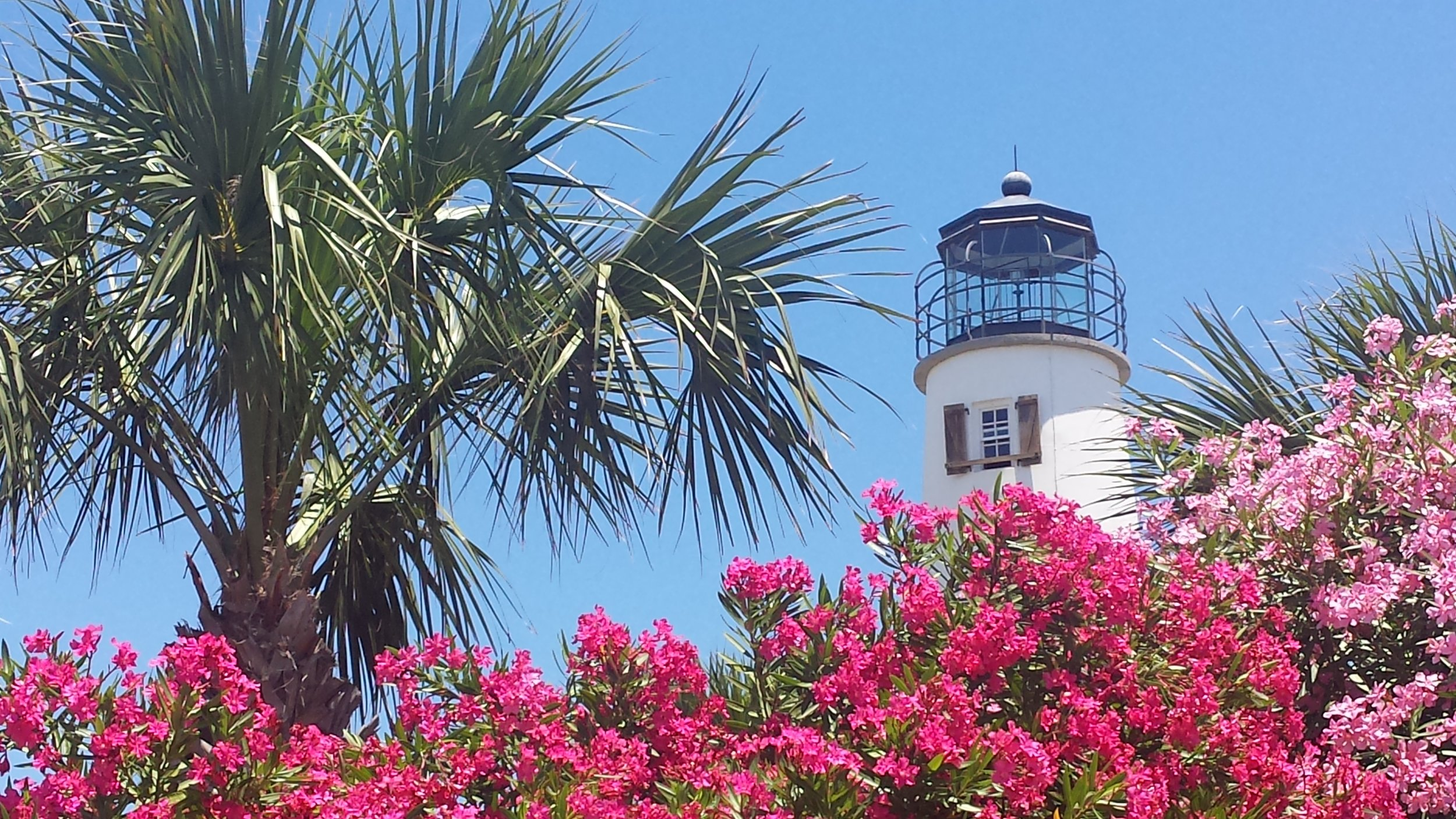 The Lighthouse on St. George Island, Florida stands proud, renovated, and ready to host visitors!