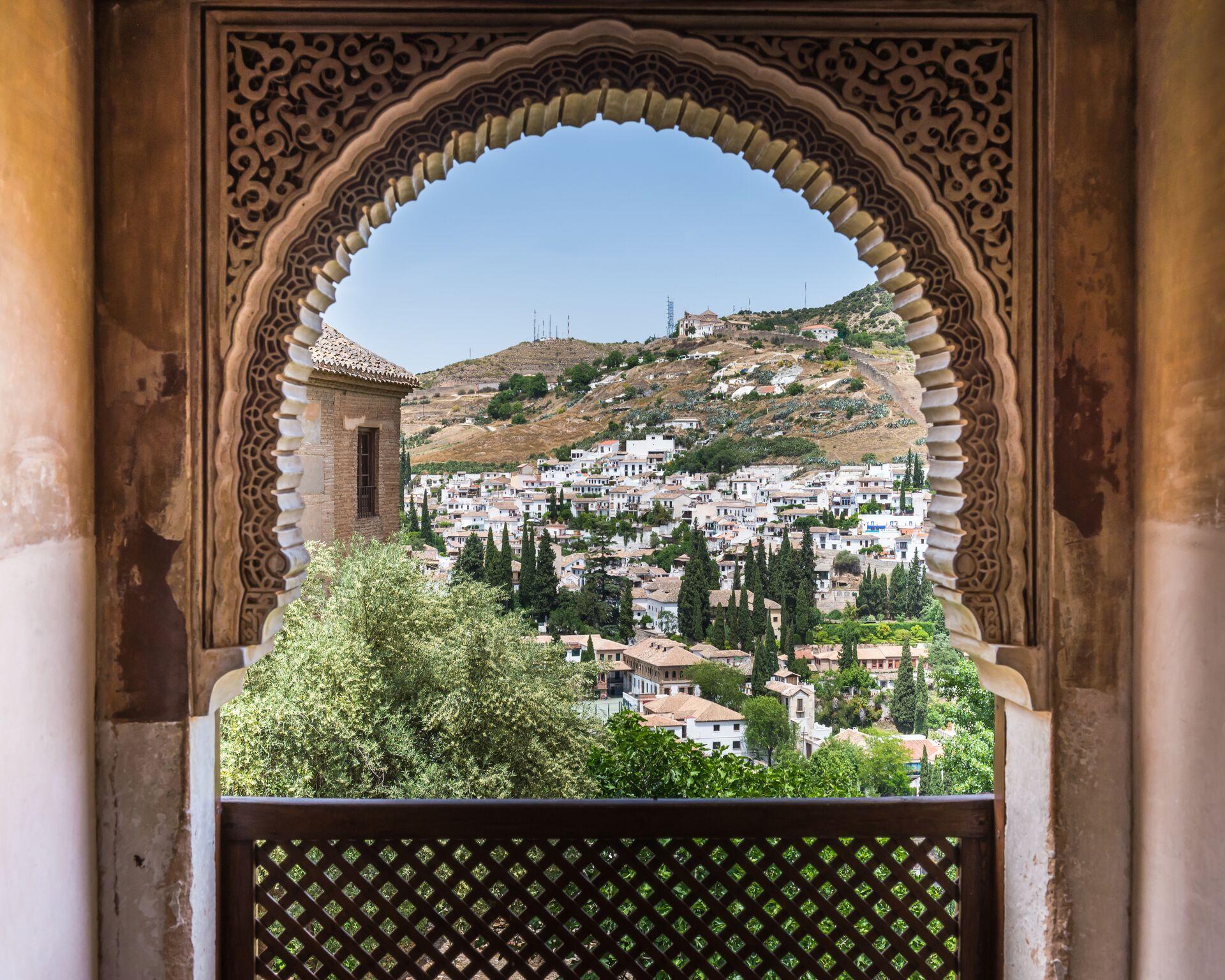 Andalusien-Kultur-Granada von Alhambra.jpg