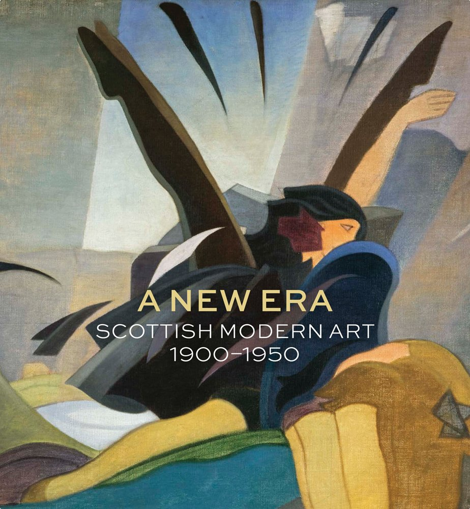 Eric Robertson,  Cartwheels , c.1920,  A New Era:   Scottish Modern Art 1900-1950 , Alice Strang, National Galleries of Scotland, 2017, front cover.  https://pallantbookshop.com/wp/wp-content/uploads/2018/03/A-New-Era.jpg