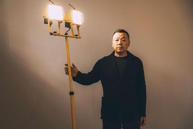 Liu Ye. Photo by Shen Siyuan, courtesy of the artist and David Zwirner,  Artsy.