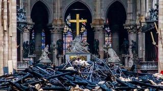 Notre Dame , BBC. 2019.