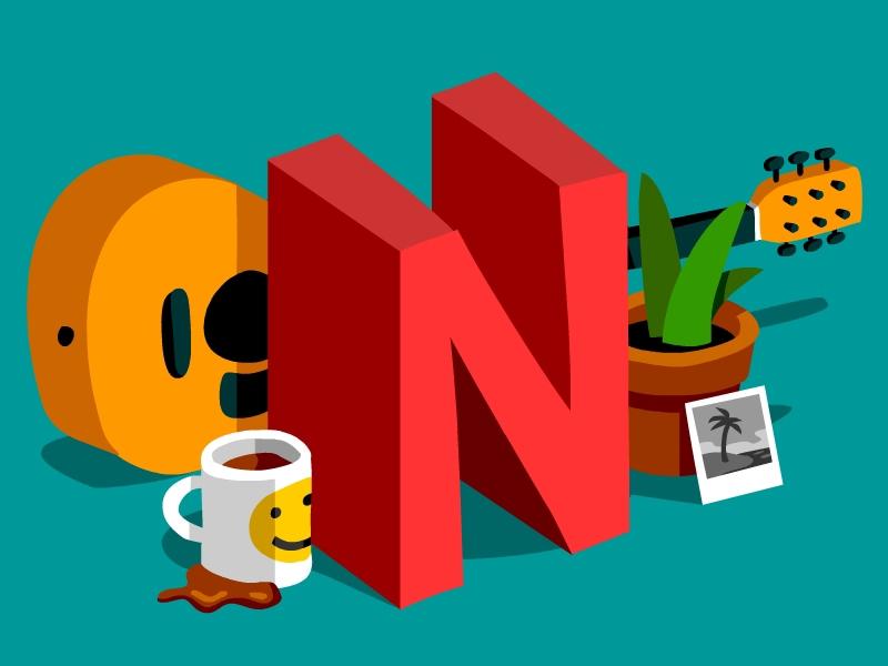 'N' Still Life