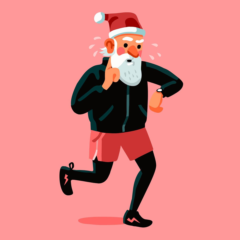 25 Training Days 'Till Christmas