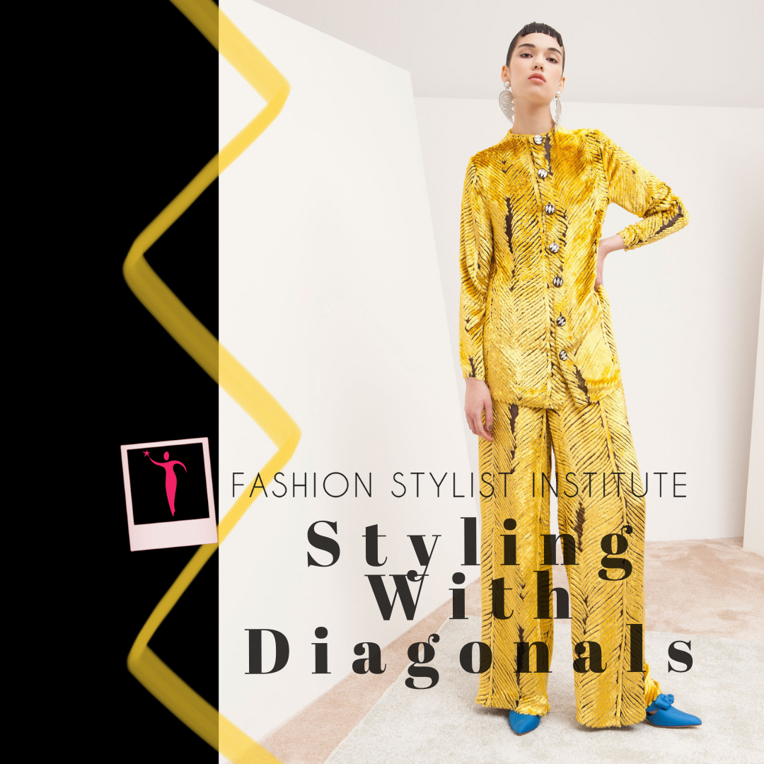 Using Diagonal Lines In Fashion Design And Styling Fashion Stylist Institute