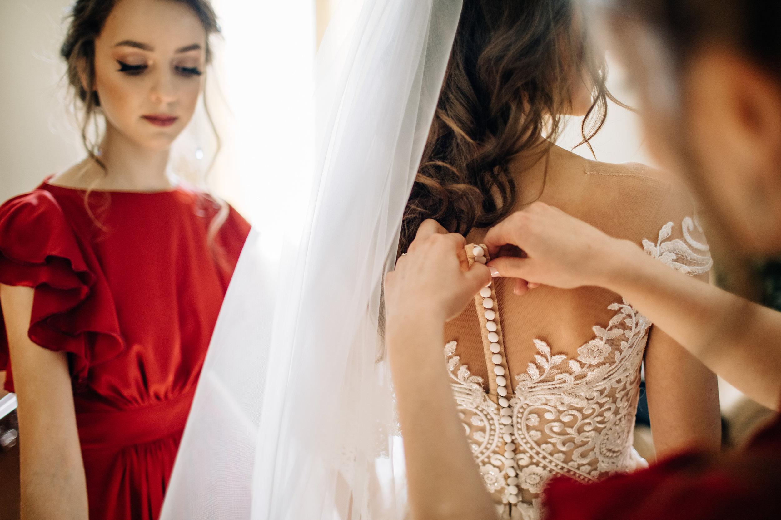 Bridal Stylists Help Create Memories -