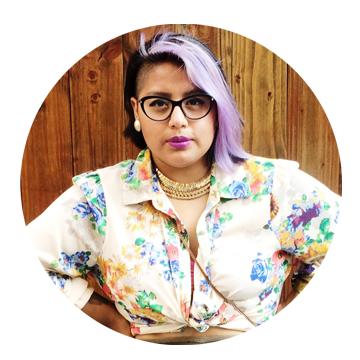 queer migrant feminist poet, cultural organizer,& activist - Sonia Guiñansaca