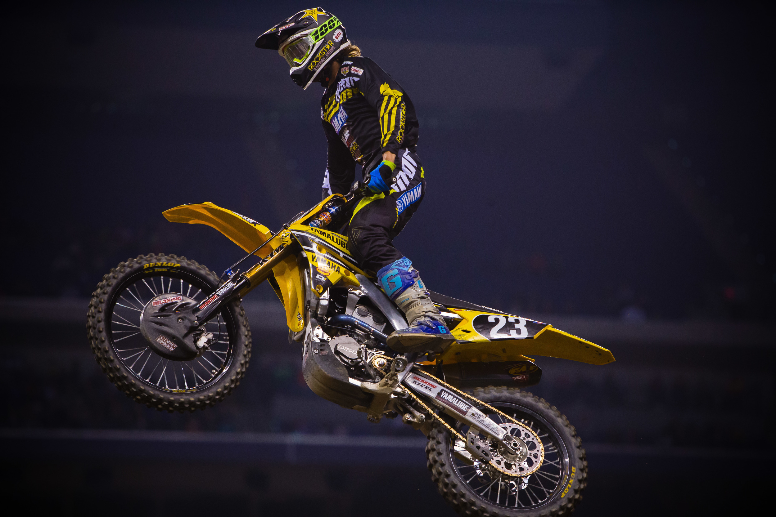 Aaron Plessinger wins his first ever 250 SX Main
