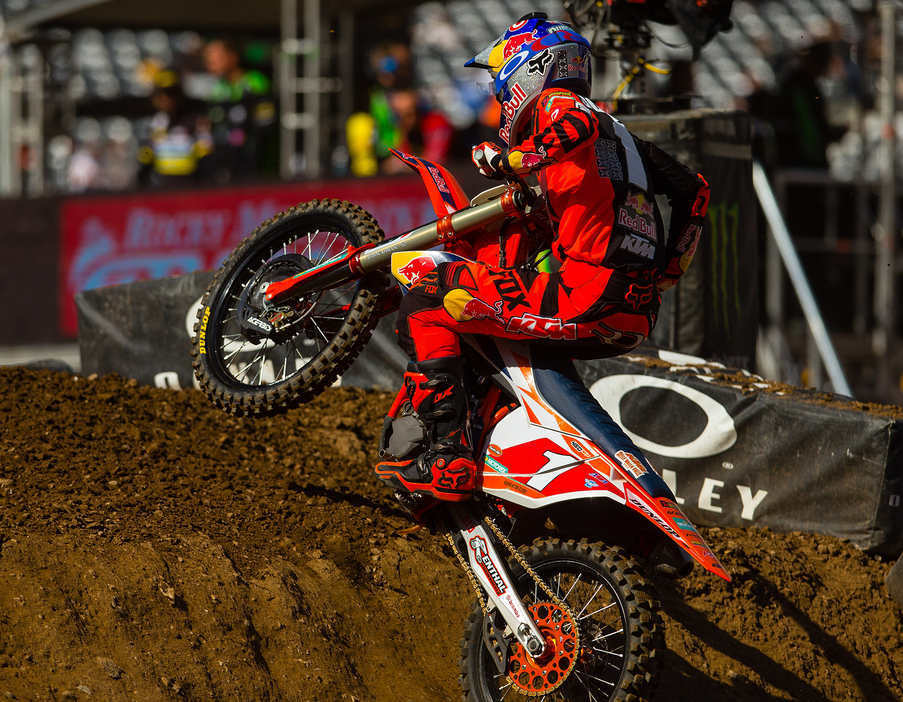 Ryan Dungey - 2016 Monster Energy AMA Supercross Series Champion