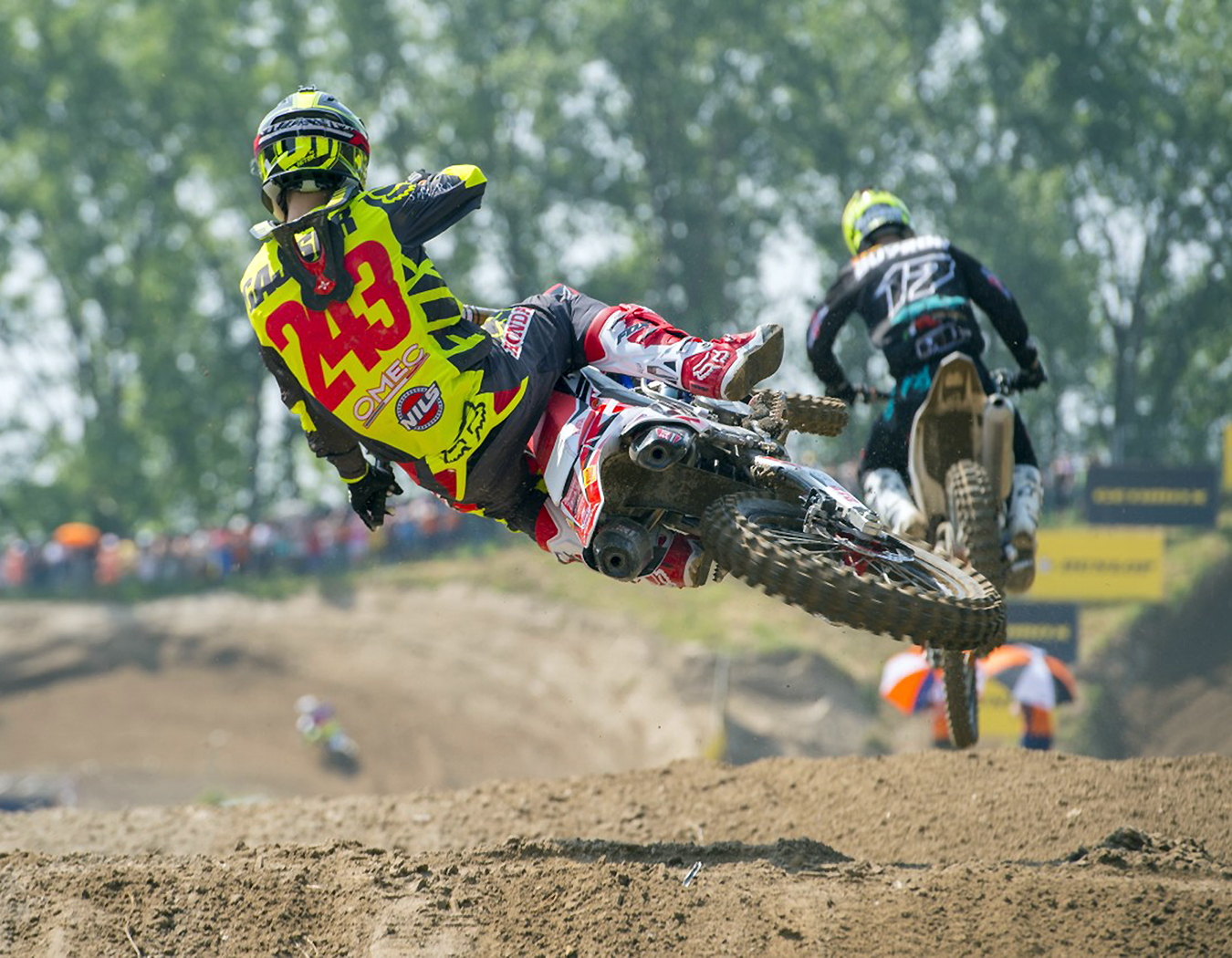 Tim Gajser :: photo Honda Pro Racing