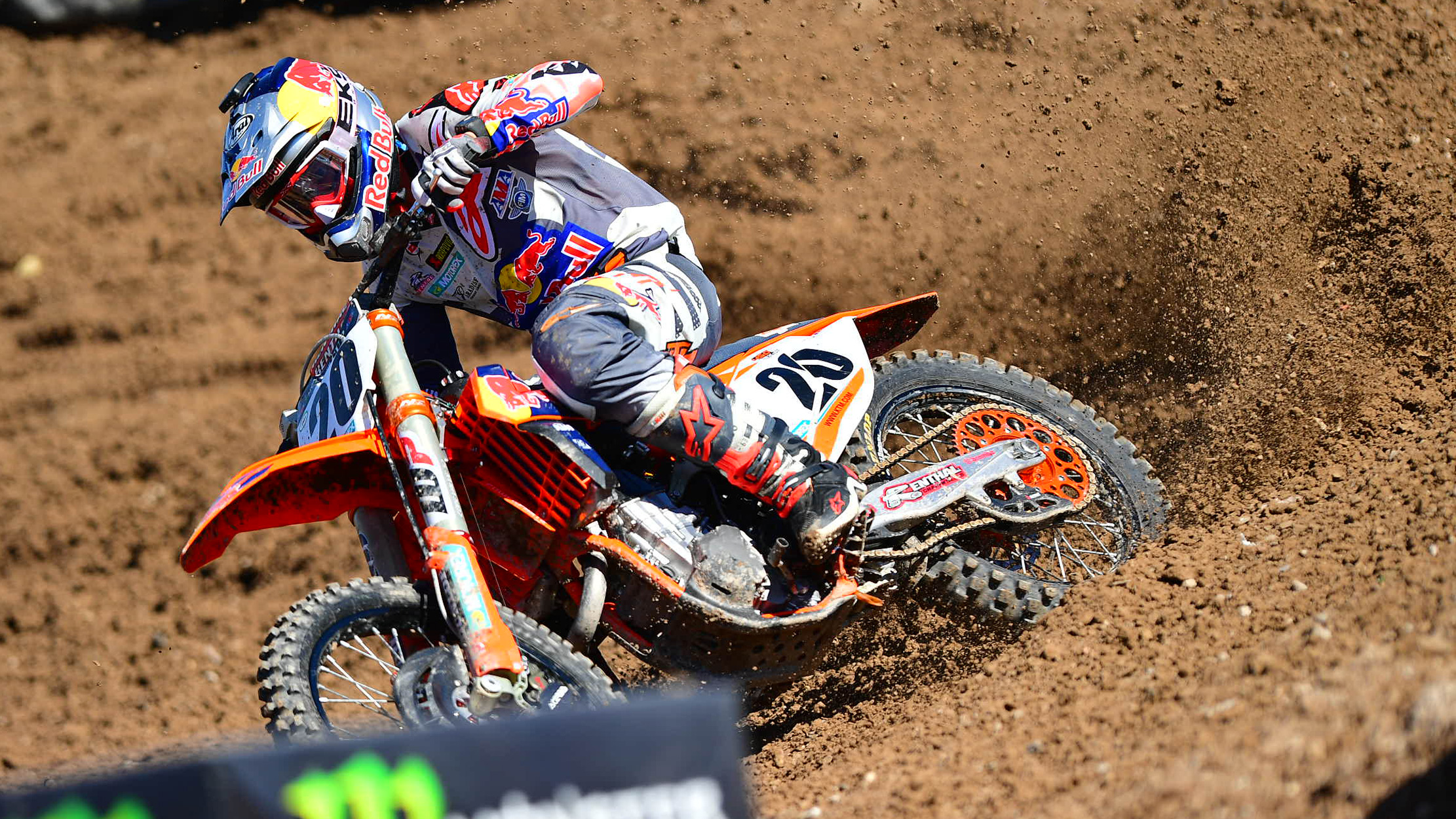 Broc Tickle :: Red Bull KTM