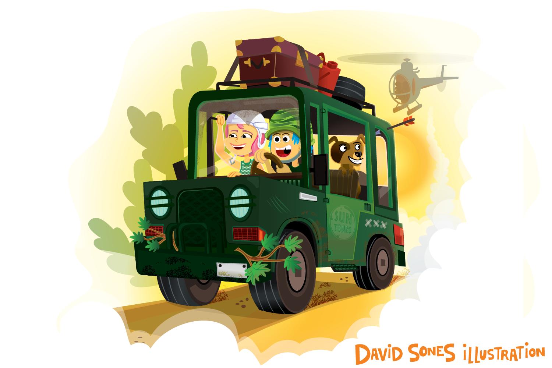 <h5>Treasure Hunters</h5>