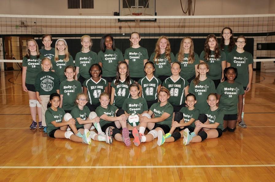 JV Volleyball Coach: Jenny Hobby