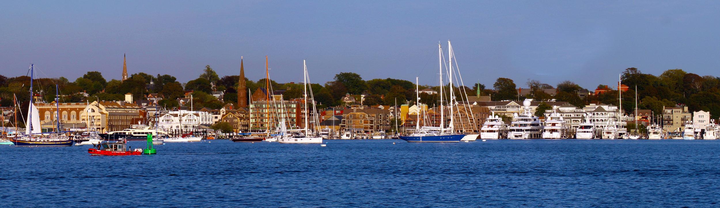 Newport Rhode Island   © Joanne DiBona