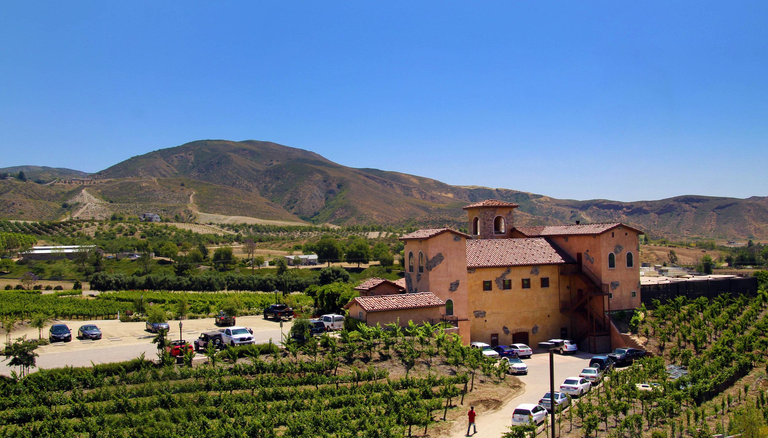 Robert Renzoni Winery, Temecula California    © Joanne DiBona