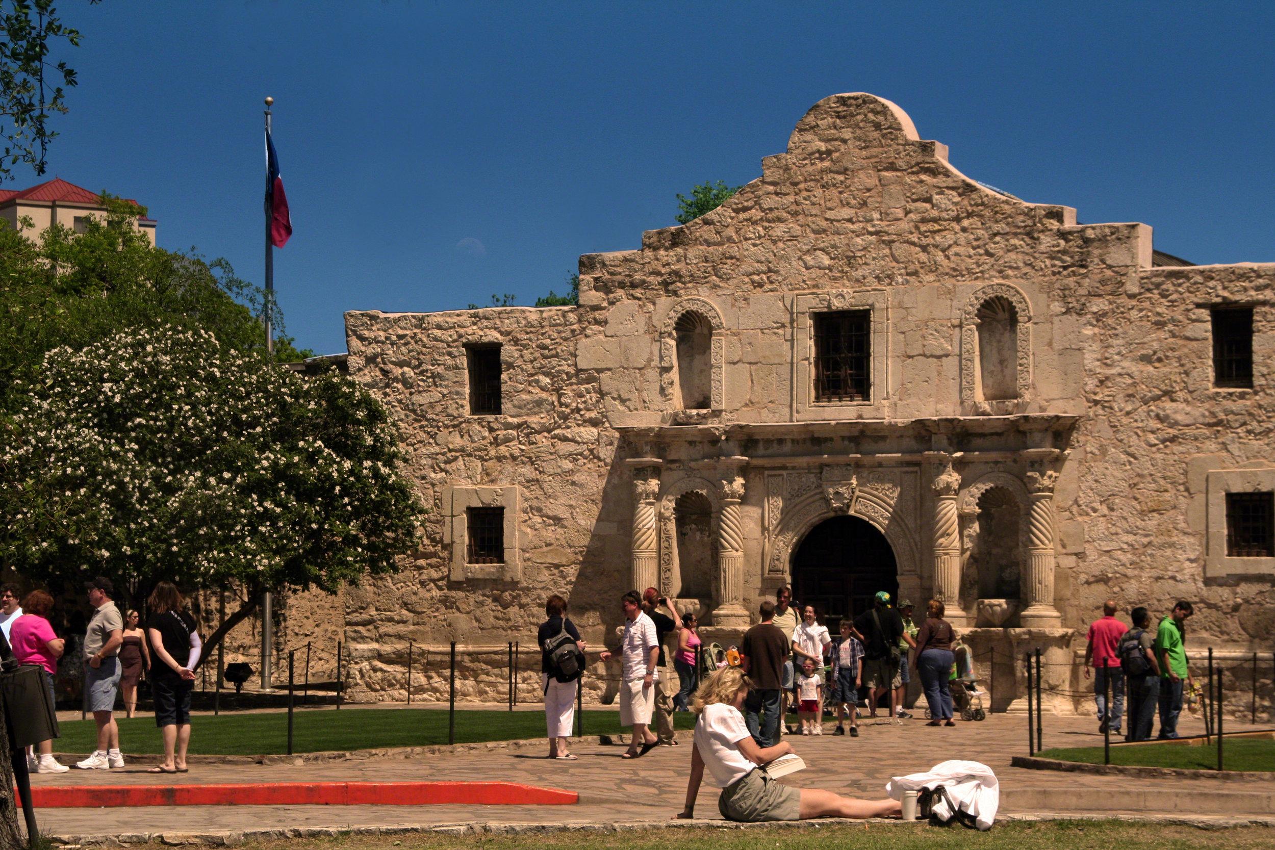 San Antonio, The Alamo.jpg