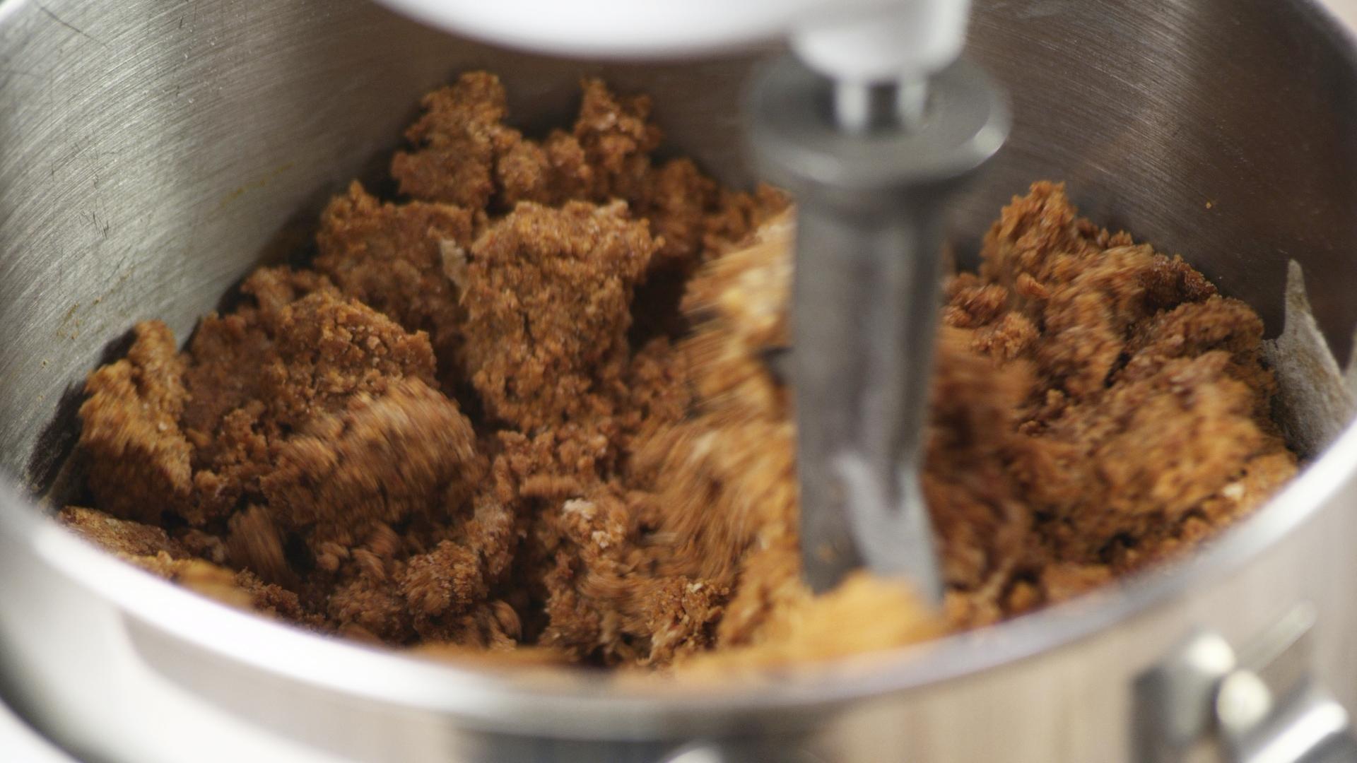 Peanut-Butter Cookies Mixer