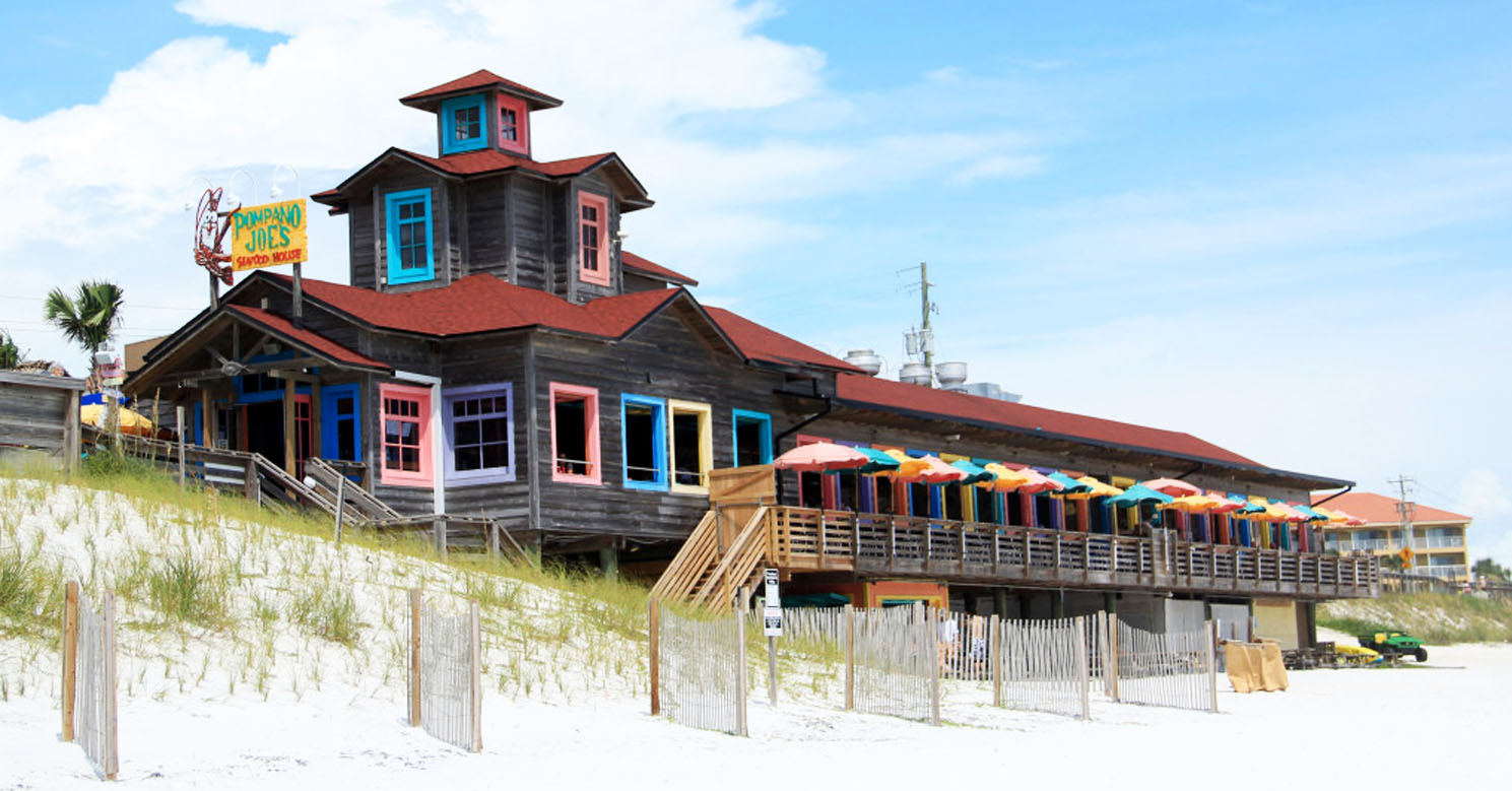 Destin Location - Directly on the Beach