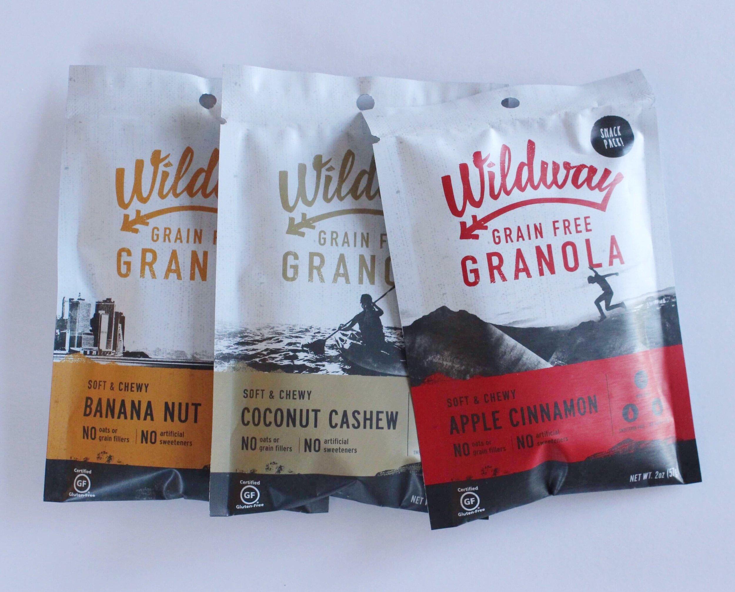 Wildway Grain Free Granola