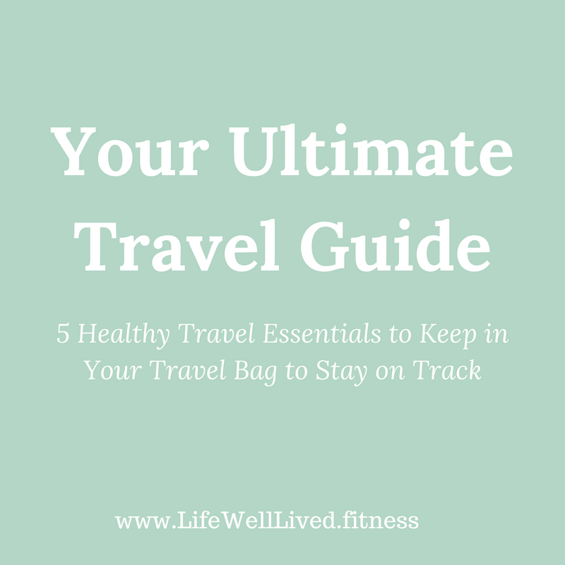 Travel healthy tips