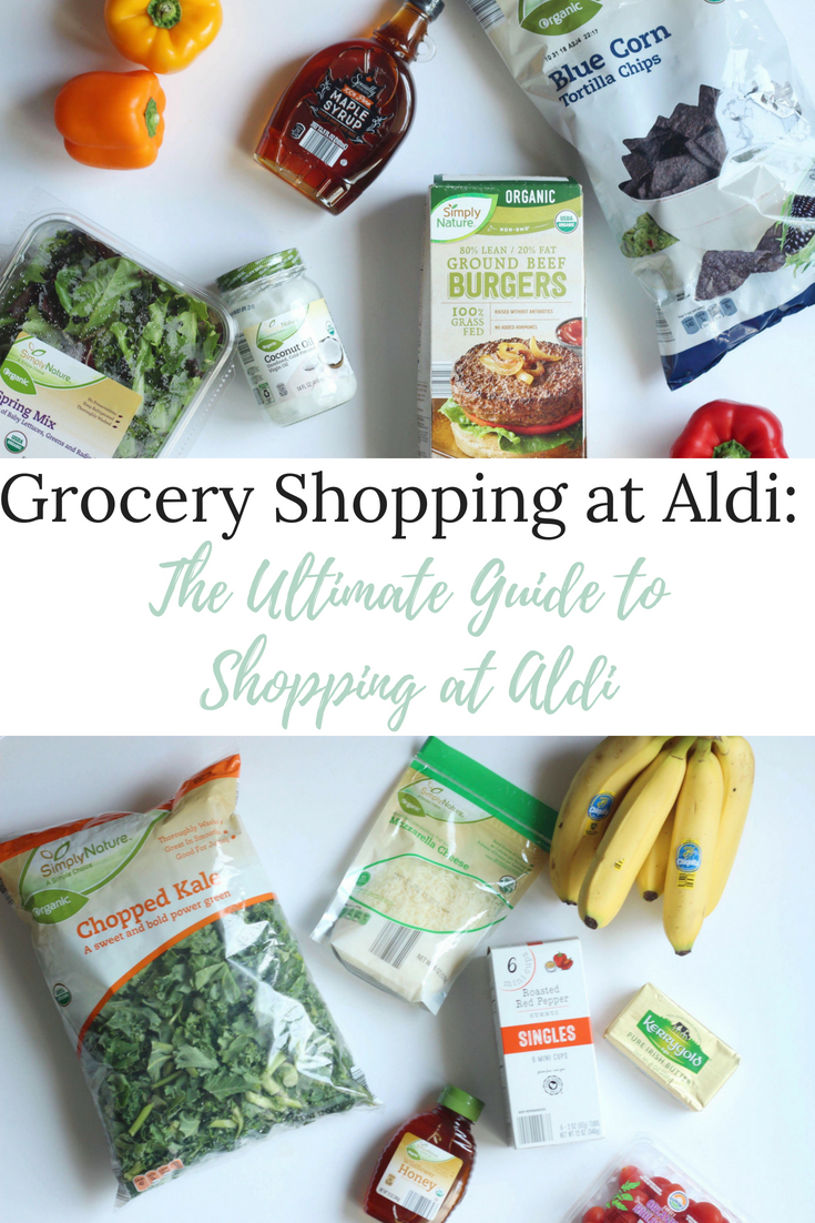 The Ultimate Guide to Grocery Shopping at Aldi