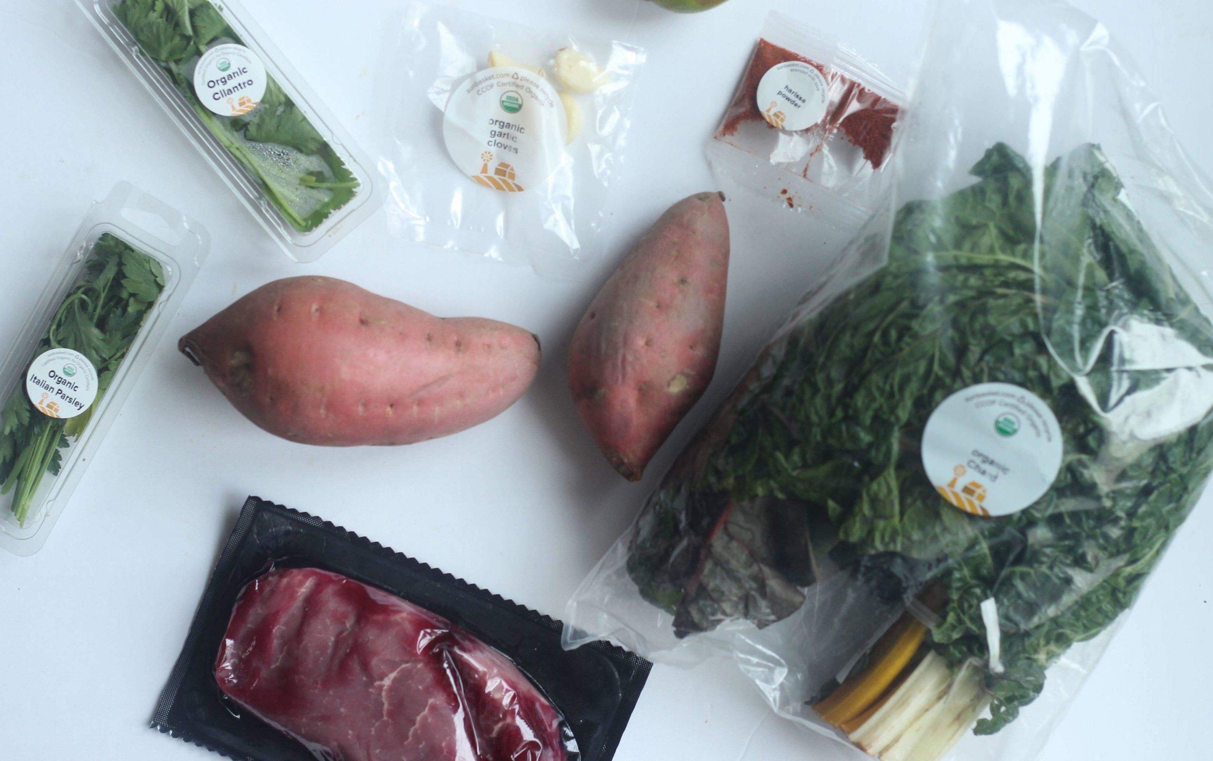 sunbasket meal delivery