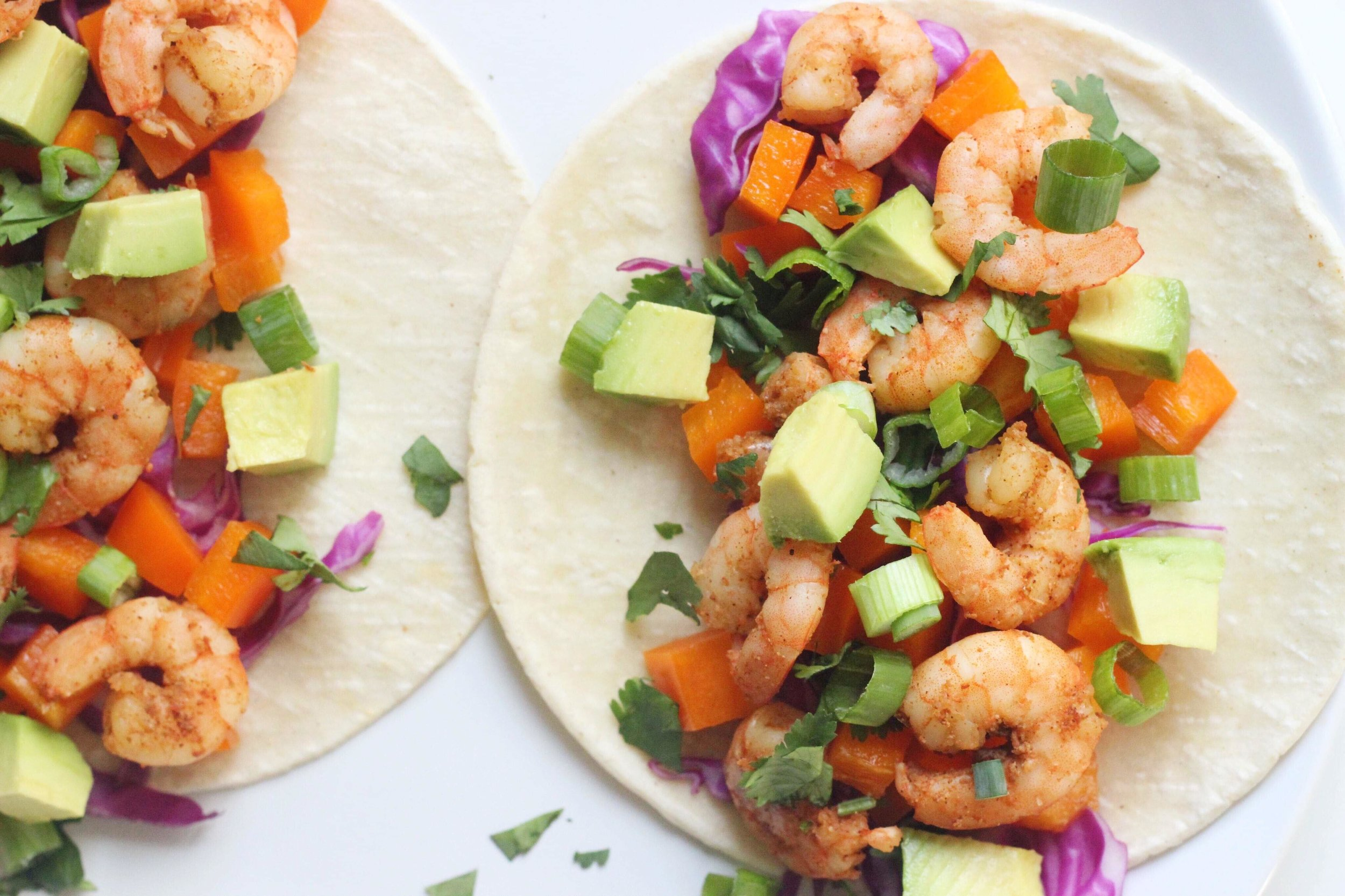 shrimp tacos made easy