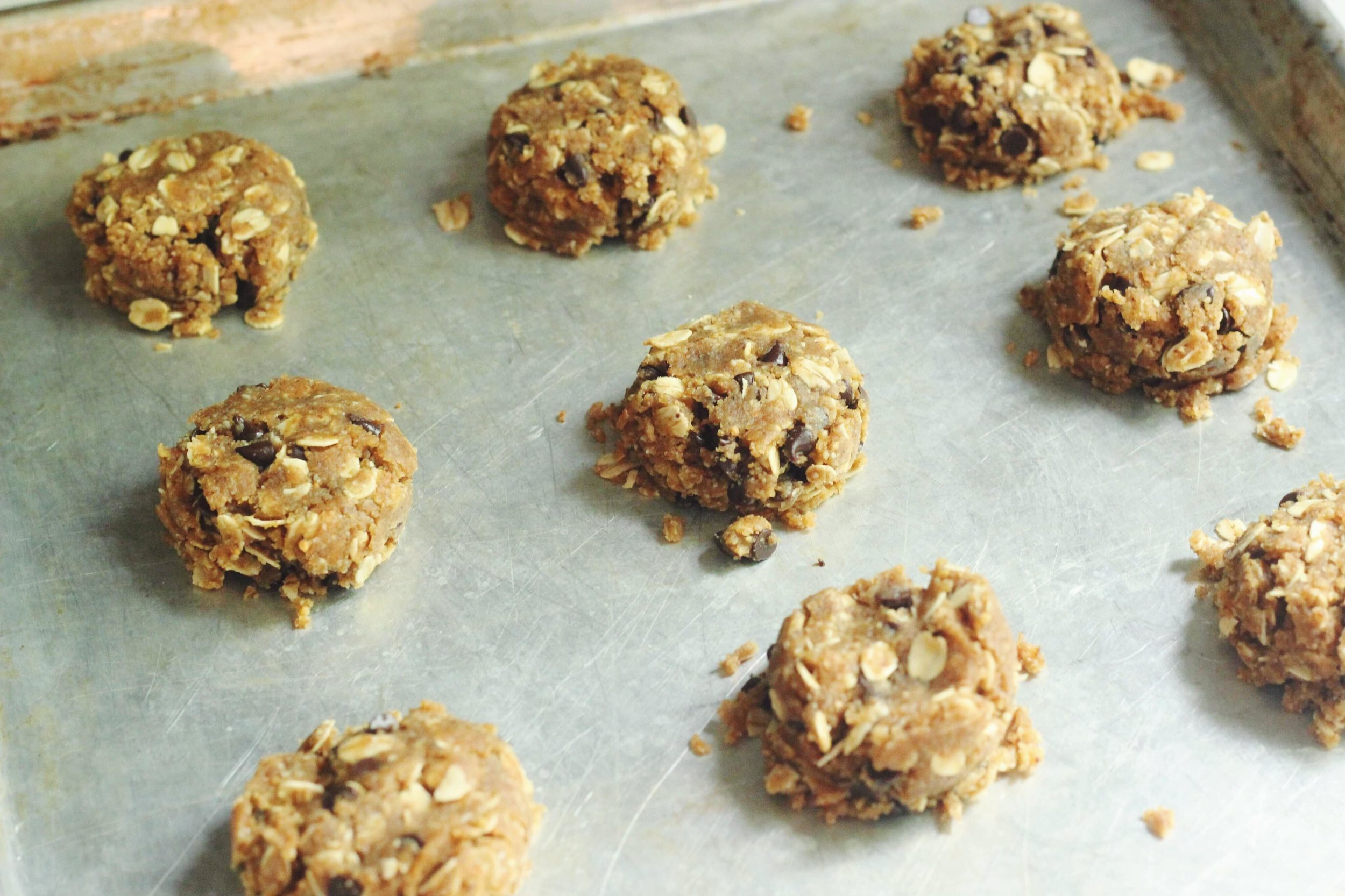 gluten free lactation cookies