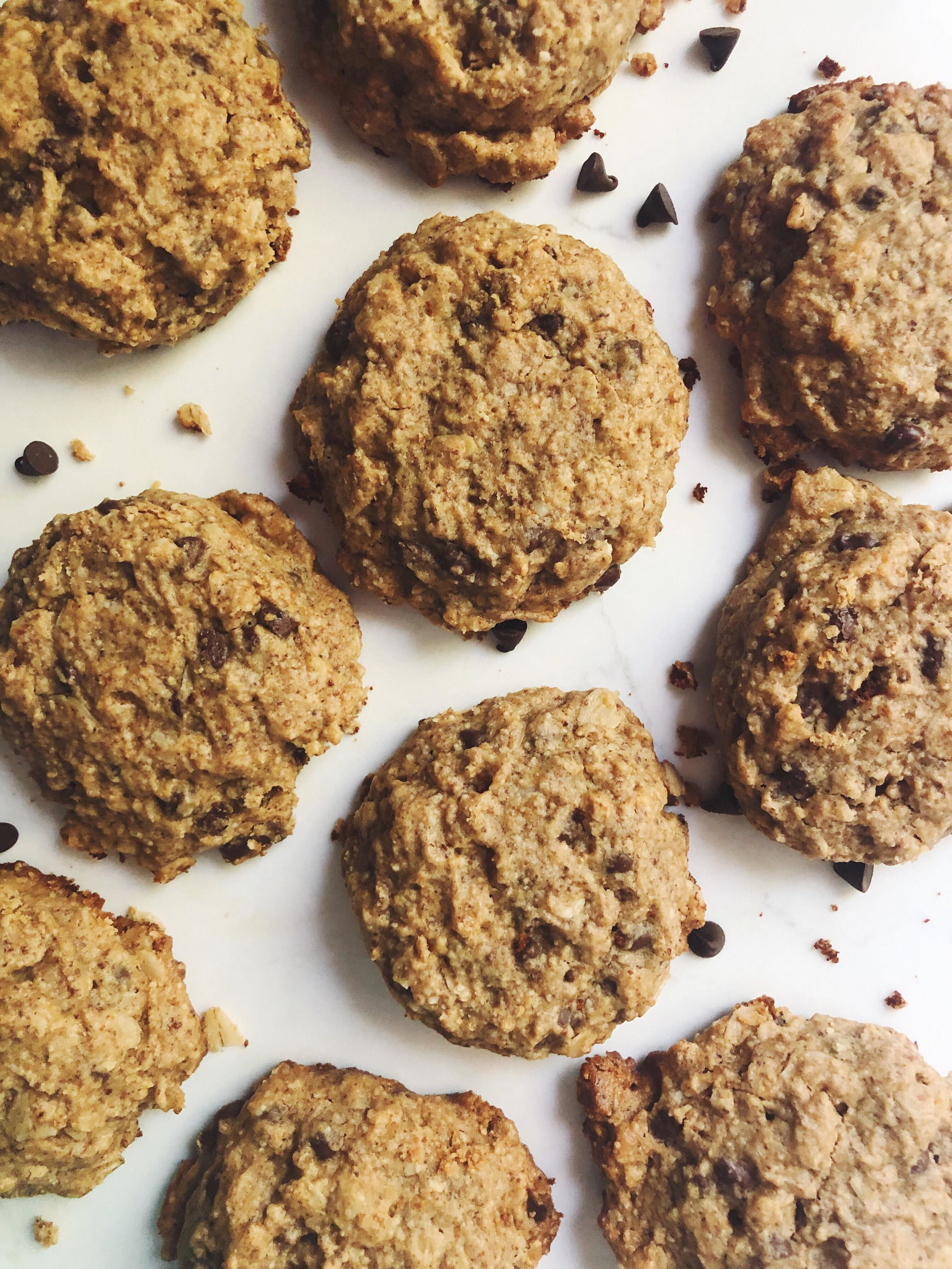 healthy gluten free lactation cookies