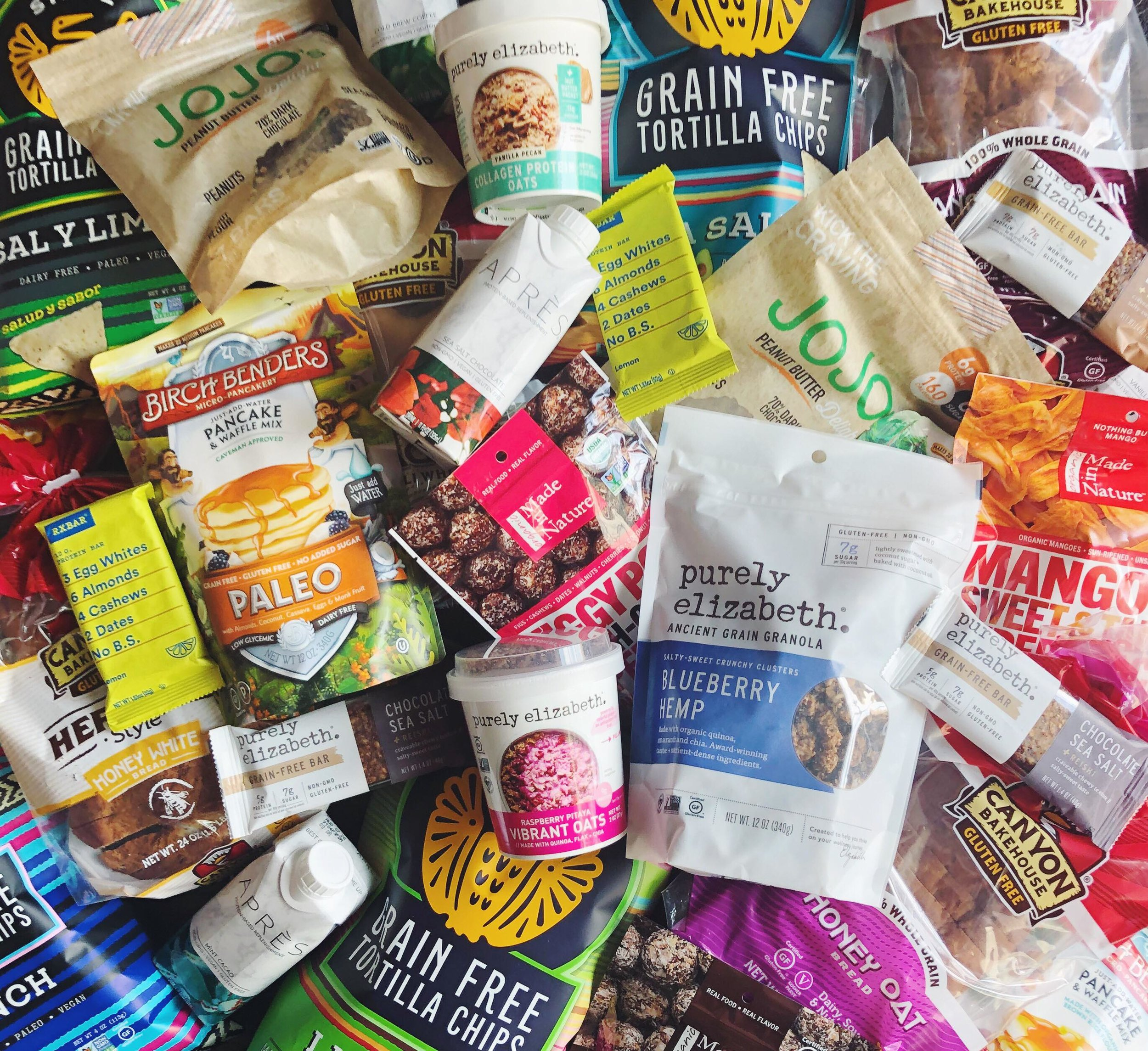 gluten-free brands to love