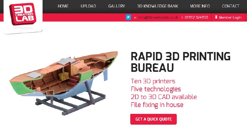 3D Creation Lab