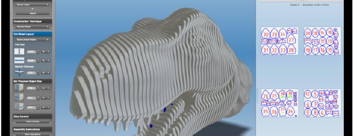 123D Make. Source: Autodesk