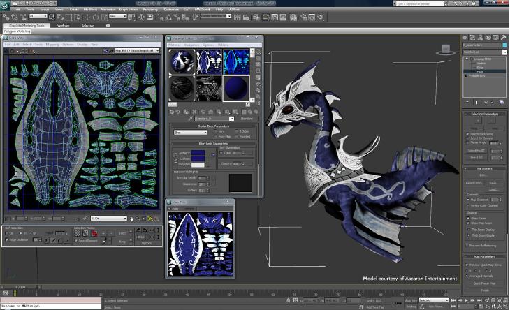 3D Studio Max. Source: autodesk.com