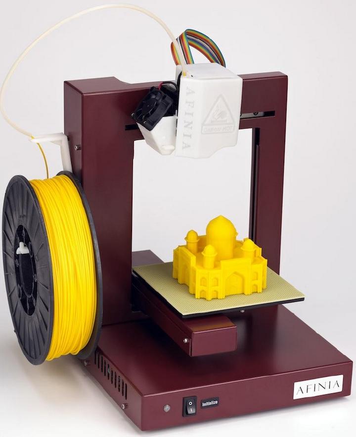 Afinia 3D Printer. Source: afinia.com