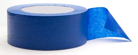 Blue Painter's Tape for 3D Printing