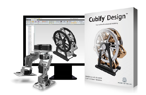 Cubify Design. Source: 3D Systems