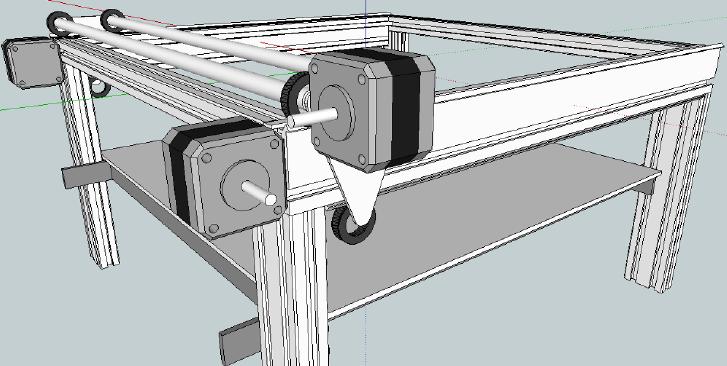 Gantry 3D Printer. Source: blog.infosiftr.com