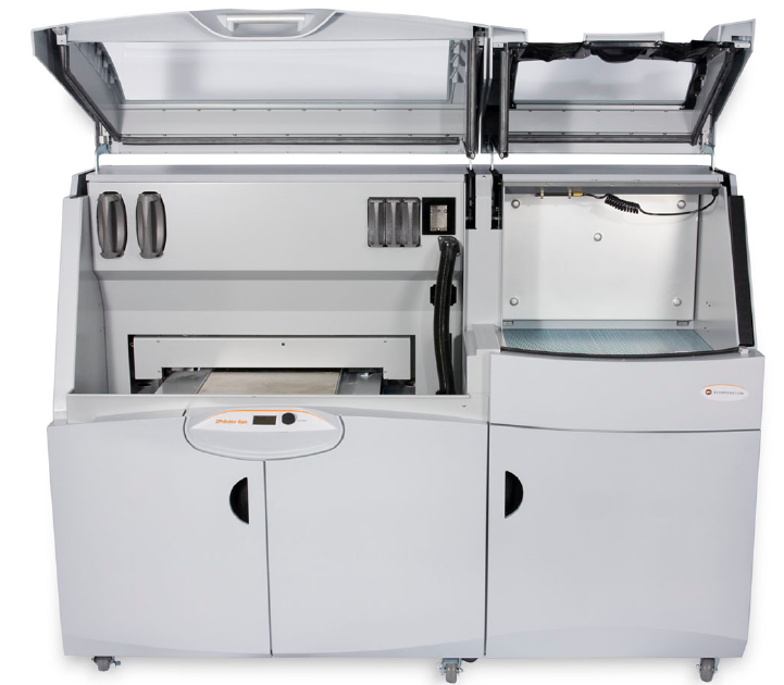 ZPrintter binder jetting by 3D Systems