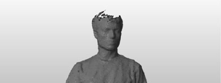 3D printing mesh repair