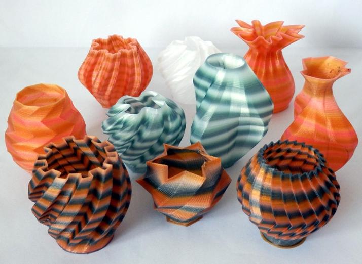 Nylon Extrusion 3D printing