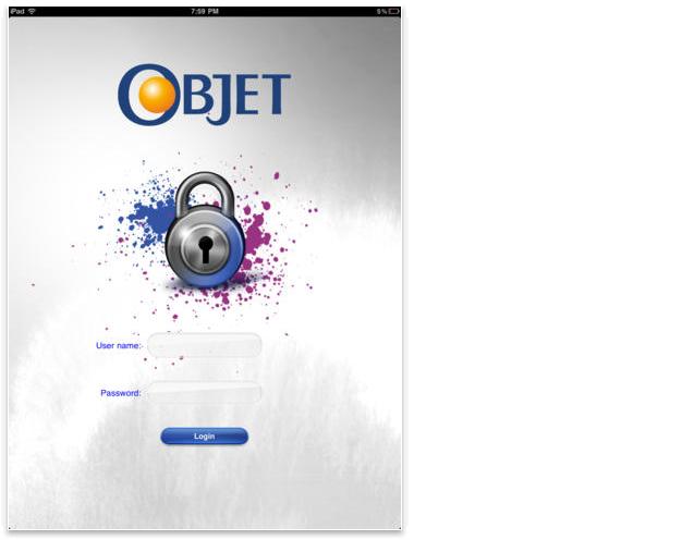 Objet Catalog app