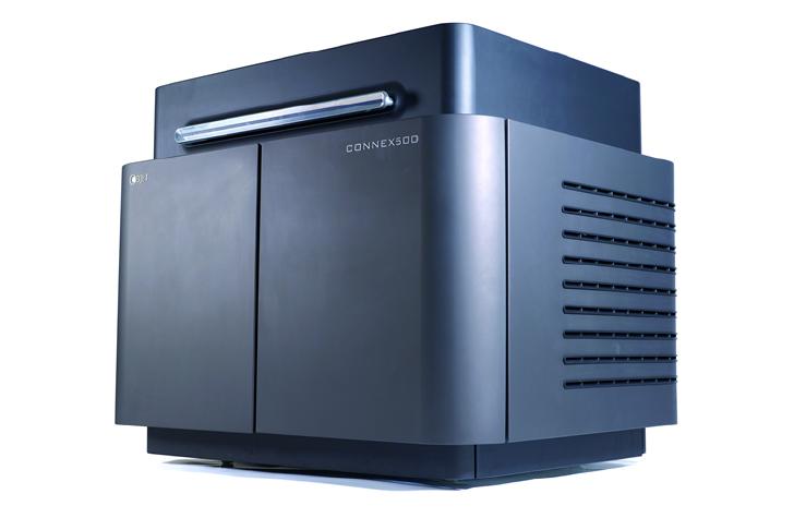Connex 500 PolyJet 3D Printer by Stratasys