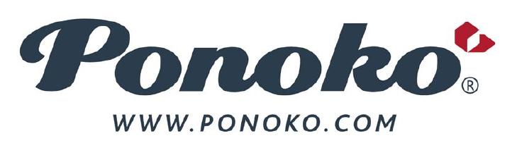 Ponoko company logo. Source: Ponoko.com