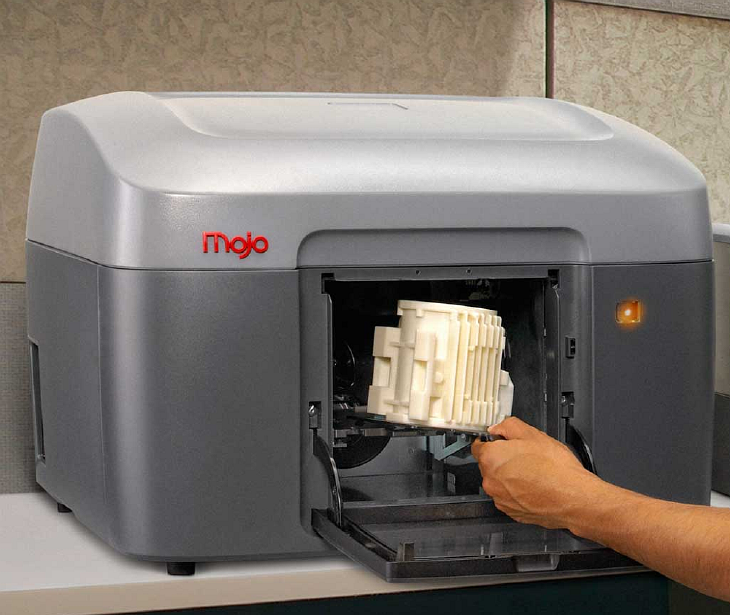 Mojo uPrint 3D printer by Stratasys