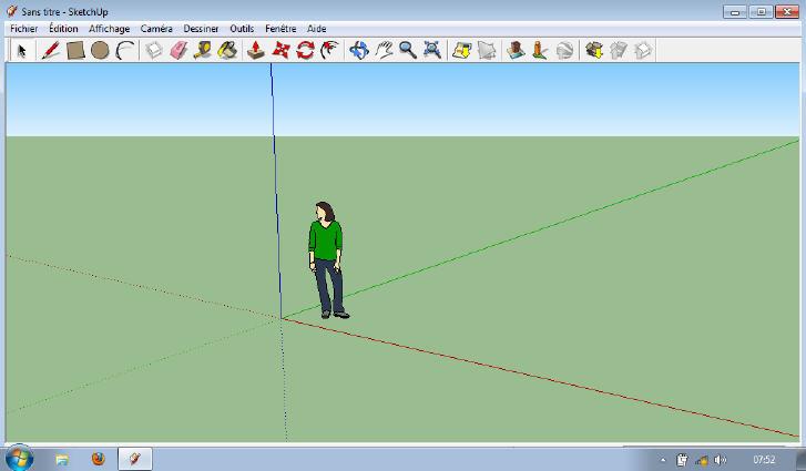 Sketchup Screenshot. Source: Sketchup
