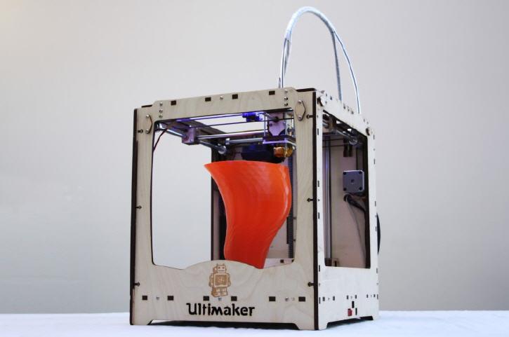 Ultimaker 3D printer. Source: wiki.fablab-meunchen.de