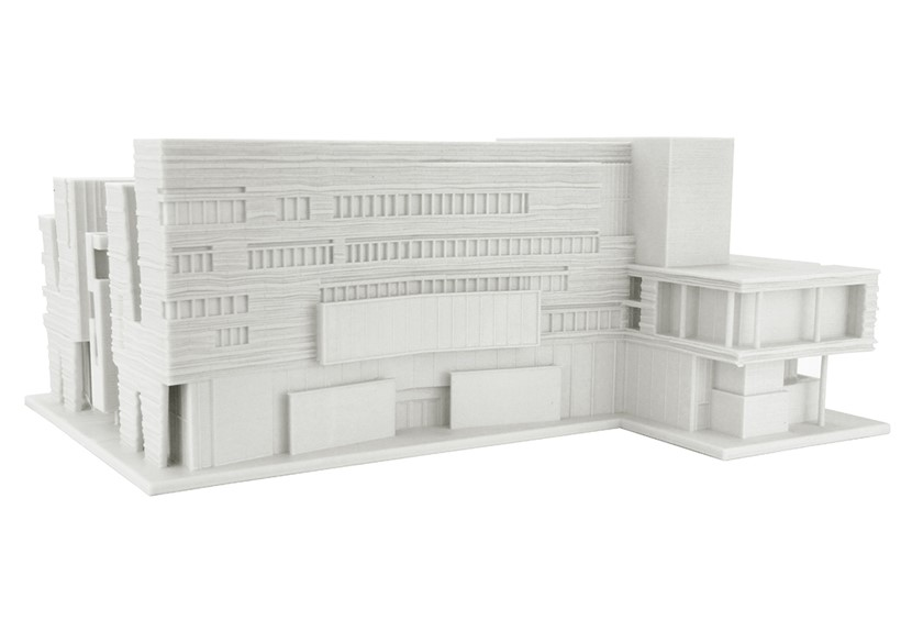 Architectural Model. Source: WhiteClouds
