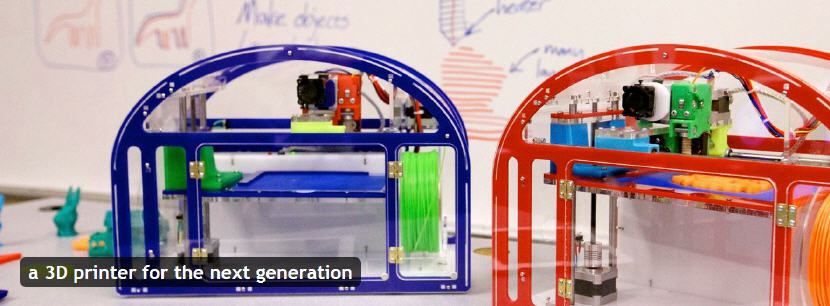 Printeer 3D Printer. Source: Printeer