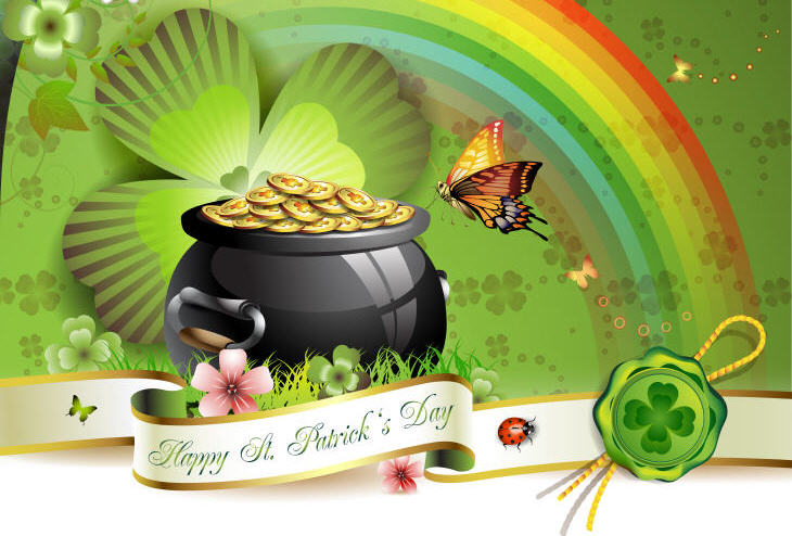 St. Patrick's Day. Source: Merlinul/Shutterstock.com