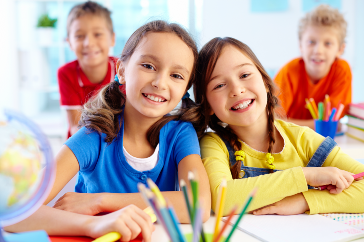 Children in the classroom. Source: Pressmaster/Shutterstock.com