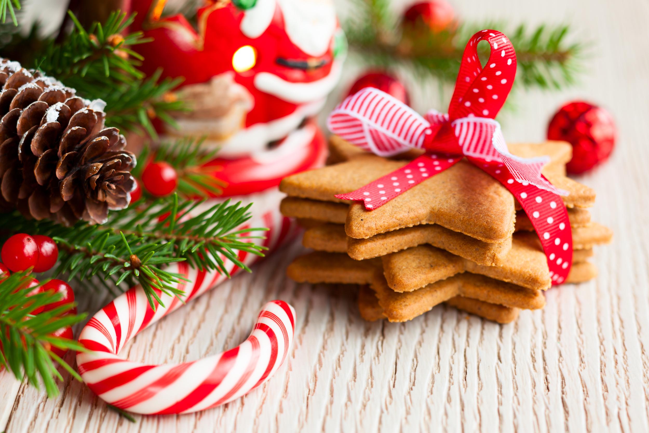 Christmas cookies. Source: sarsmis/Shutterstock.com